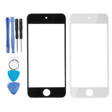 Replacement Front Screen Glass Len With Repair Tools for iPod Touch 5 5th Gen
