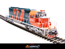 Broadway Limited HO Scale EMD SD40-2 BHP #3093, 3097 & 6072. DCC. Sound. Paragon