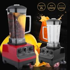 NEW Commercial Blender - Mixer Juicer Food Processor Smoothie Ice Crush AUSTOCK
