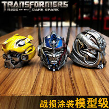 [In stock] Transformers Megatron Bumblebee Optimus Prime resin gk figure statue