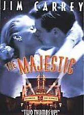The Majestic (DVD, 2002) LIKE NEW snap case