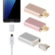Micro USB Charging Cable Magnetic Data Adapter Charger For Android Samsung NEW