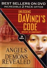 Unlocking Davincis Code/angels And Demons Revealed 2 - 2 DVD - Multiple NEW