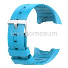 Silicone Rubber Wrist Band Replacement Strap for Polar M400 M430 Smart Watch
