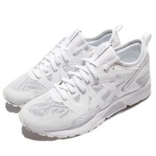 Asics Tiger Gel-Lyte V NS White Grey Women Running Shoes Sneakers HY7H8-0101