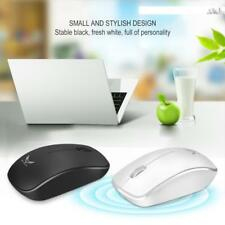 2.4GHz Wireless Mouse Portable Quiet USB Optical Ergonomic Gaming for PC