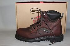 """NEW Men's Red Wing #2226, 6"""" Steel Toe, Leather Work Boot"""