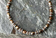Copper Silver 100% Magnetic Hematite Mens Woman Bracelet Anklet Necklace Therapy