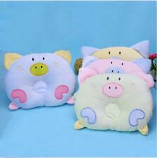 Baby Infant Pig Pillow Flat Head Prevent Sleeping Positioner Support Cushion UB