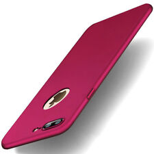 For iPhone 7 6S 6 Plus Case Soft TPU Rubber Ultra Thin Protective Bumper Cover