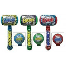 """*NEW* 52"""" INFLATABLE JUMBO HAMMER - Blow Up Toy"""