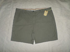 TOMMY BAHAMA KHAKI BIG&TALL SHORTS MENS SIZE 50R ASHORE THING ZIP FLY NEW NWT