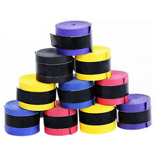 10/20/30PCS  Squash Racquet Band Grip Absorb sweat stretchy Tennis Tape Overgrip