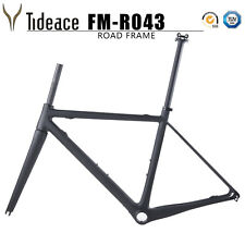 2018 NEW Carbon Road Racing Bicycle Frames Fork 48/51/54/56 Bike Frameset
