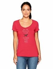 Life is good Women's Smooth Tee Dog Icon Stack Clyred T-Shirt,,