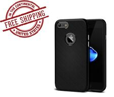 iPhone 7/ iPhone 8 Case : Carbon Fiber Design with Shock Absorption