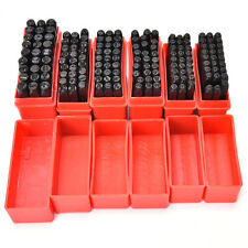 Steel Punch Stamp Die Set Metal 27pcs Stamps Letters Alphabet Craft Tools ry