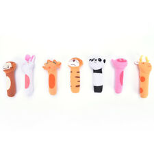 Dog Cat Puppy Pet Squeaker Toy Chew Sound Squeaky Play Fetch Training Toy BH