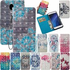 For Xiaomi Redmi Note 4X 5X 5A Wallet Stand Flip Card Holder Leather Case Cover