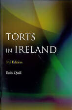 Torts in Ireland by Eoin Quill (Paperback, 2004)