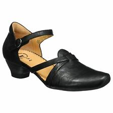 Think Aida 04 Black Womens Shoes