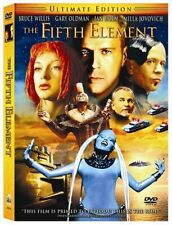 Fifth Element [Ultimate Edition] (DVD Used Like New) CLR/WS