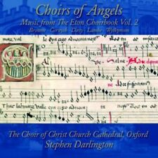 Darlington/Choir Of Christ Church Cathedral Oxford - Choirs O (CD Used Like New)