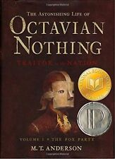 ASTONISHING LIFE OF OCTAVIAN NOTHING, TRAITOR TO NATION, VOL. 1 By M.t. VG