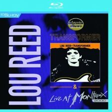 Lou Reed: Transformer/Live at Montreux 2000 (Blu-ray Used Like New) BLU-RAY