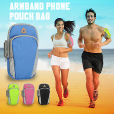 Armband Sports Running Riding Arm Band Case Holder Zipper Bag For All Cell Phone