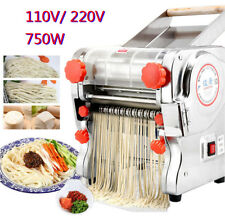 Electric noodle machine Automatic noodle pasta maker with Noodles Roller Tool