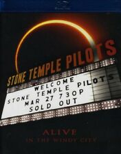 Stone Temple Pilots: Alive in the Windy City  BL (Blu-ray Used Like New) BLU-RAY