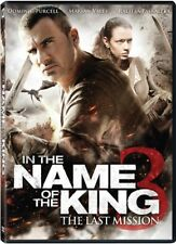 In the Name of the King: The Last Mission  WS (DVD Used Like New) WS