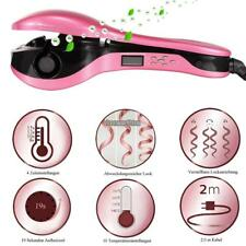 Automatic Ceramic Hair Curler Curling Iron Roller Tool Electircal LCD Display