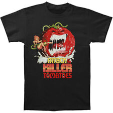 Attack Of The Killer Tomatoes Men's  Movie Poster T-shirt Black