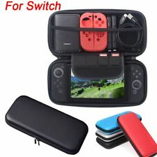 Carrying Case Hard Shell Case For Nintendo Switch EVA PU Carry-All Case Outdoor