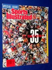 Sports Illustrated March 28, 1980 WITH 35 Years of Covers FREE SHIPPING SALE