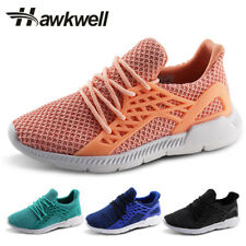 Hawkwell Kids Fashion Sports Shoes Outdoor boys girls Black Lace-up Breathable