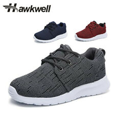 Hawkwell Fashion kids sneakers casual shoes Baby boys and girls lace up Cotton