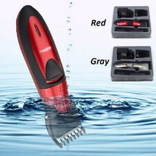 Electric Hair Clipper Rechargeable Hair Trimmer Haircut Beard Trimmer Waterproof