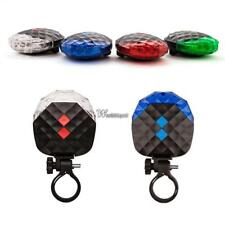 5 LED Bicycle Laser Tail Light Bike Night Rear Light Cycling Safety WT88 01