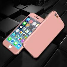 Luxury 360 Full Body Case Hard PC Back Cover For Apple iPhone 7 7 Plus Fundas Ul