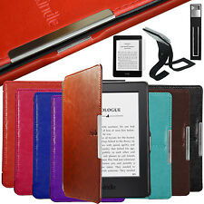 100% CASE COVER FOR KINDLE 4 5 Paperwhite Voyage / (8th Gen 2016) (7th Gen 2014)