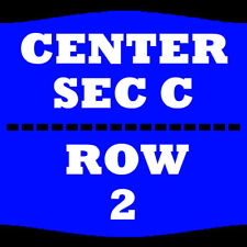 2 TIX EARTH WIND AND FIRE 6/2 SEC C ROW 2 MOUNT AIRY CASINO MOUNT POCONO