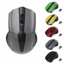 Wireless Mouse for Laptop Gaming Mouse 2.4GHz Mice Optical Cordless USB Receiver