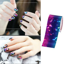 Nail Foils Manicure Nail Art Colorful Transfer Sticker Starry Sky Gradient