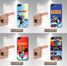 Cover for,LG,UFO ROBOT,silicone,soft,anime,cartoons,japan,case,top