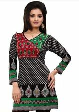 Indian Bollywood Kurta Kurti Designer Women Ethnic Dress Top Tunic Pakistani NEW
