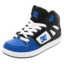 DC Shoes Boys Rebound Shoes in Black