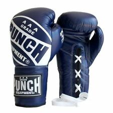 Punch Competition Boxing Gloves – Lace Ups